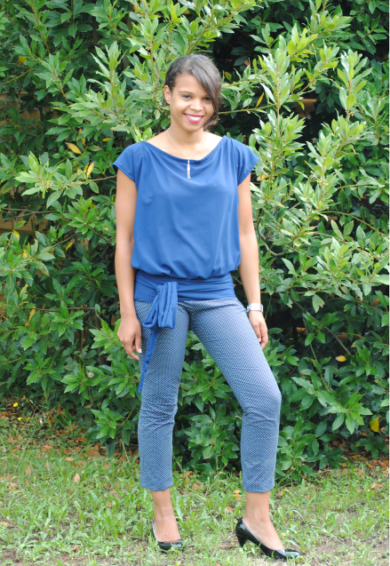 Sew Over It Anita TieTop Ultimate trousers