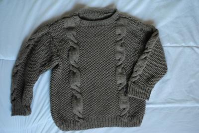 pull torsade woolly dmc