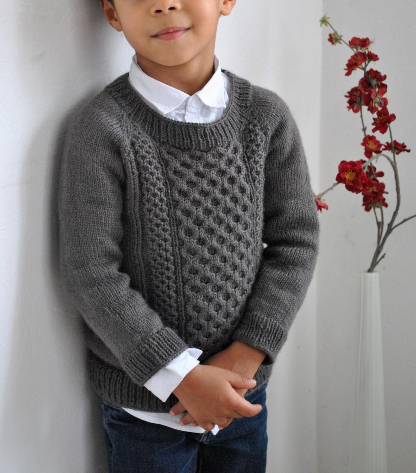 Mignon Lete's knit