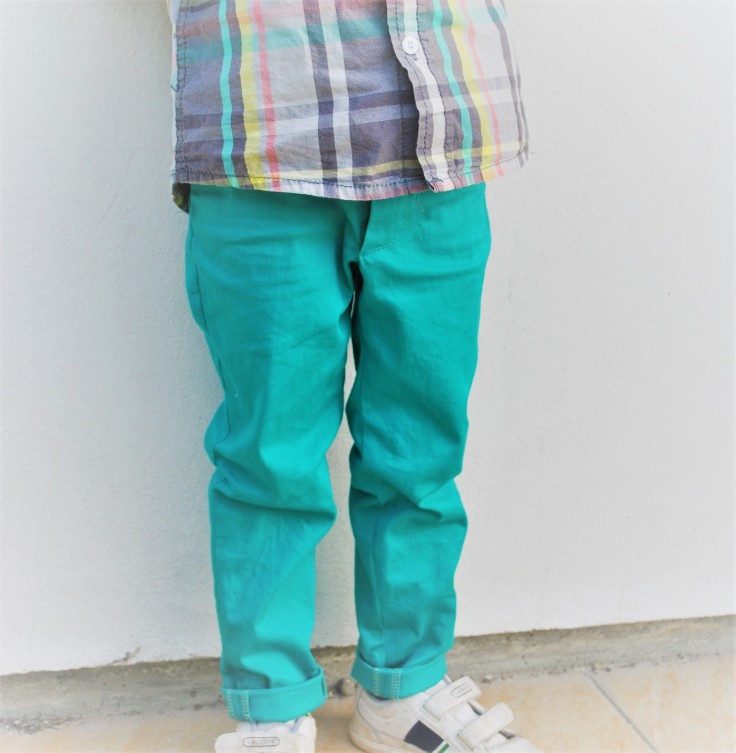 Pantalon Clay La maison Victor