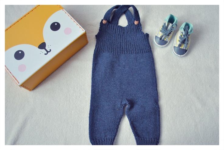 Willum's overall Petite knit
