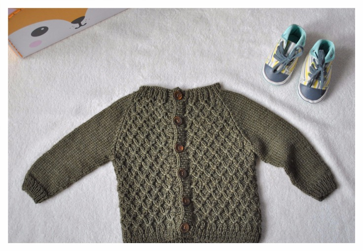 Carl's cardigan petite knit
